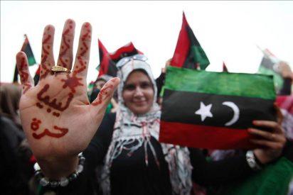 Las fuerzas rebeldes libias, listas para entrar en Bani Walid