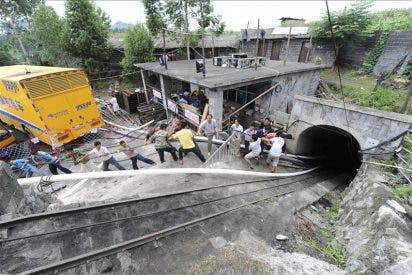 Diez mineros fallecidos y dos desaparecidos en un nuevo accidente en China