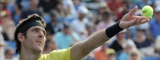 Del Potro se despide de Nueva York en una jornada aciaga para los argentinos