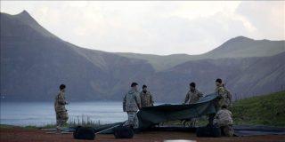 Hallan restos humanos y las autoridades creen que el avión se desintegró