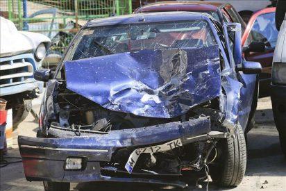 Tres muertos y 4 heridos graves en una colisión múltiple en Fuentecén (Burgos)