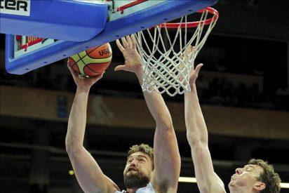 57-65. España cae ante Turquía anotando sólo dos puntos en el último cuarto