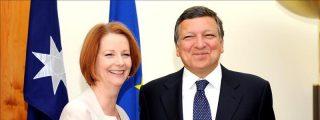 Barroso descarta que la crisis lleve a la UE a una introspección interminable