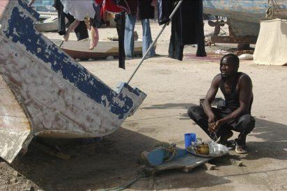 La huida de los inmigrantes, un lastre en la recuperación económica de Libia