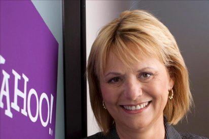 Yahoo despide a su consejera delegada en busca de un nuevo cambio de rumbo