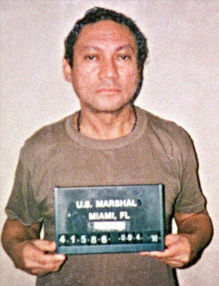 Audiencia de trámite en el caso Noriega antes de que se trate su extradición