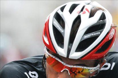 Fabian Cancellara no tomó la salida en Oyón