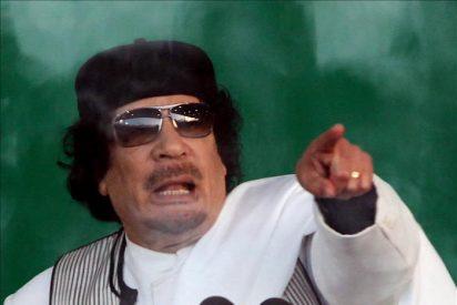 Gadafi dice que informaciones sobre su huida a Níger son guerra psicológica