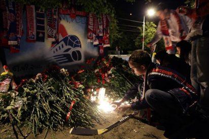 Recuperan los cuerpos de las 43 víctimas mortales del accidente del Yak-42