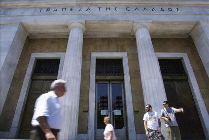 La CE niega que exista un debate sobre la salida de Grecia de la zona del euro