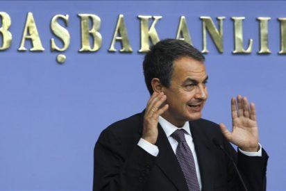 Zapatero tiene una casa en construcción en León sin hipoteca y 158.000 euros