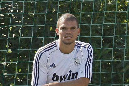 """Pepe señala que no tiene """"ningún problema con Carvalho"""""""