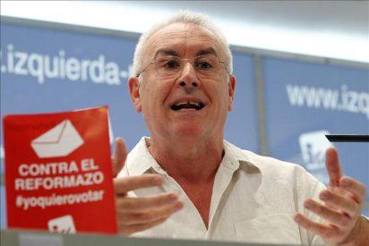Cayo Lara será designado mañana por primera vez candidato a las generales