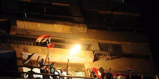 El Gobierno egipcio declara el estado de alerta tras el ataque a la embajada israelí