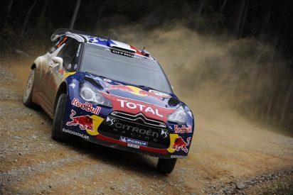 Latvala lidera el rally de Australia a falta de dos tramos