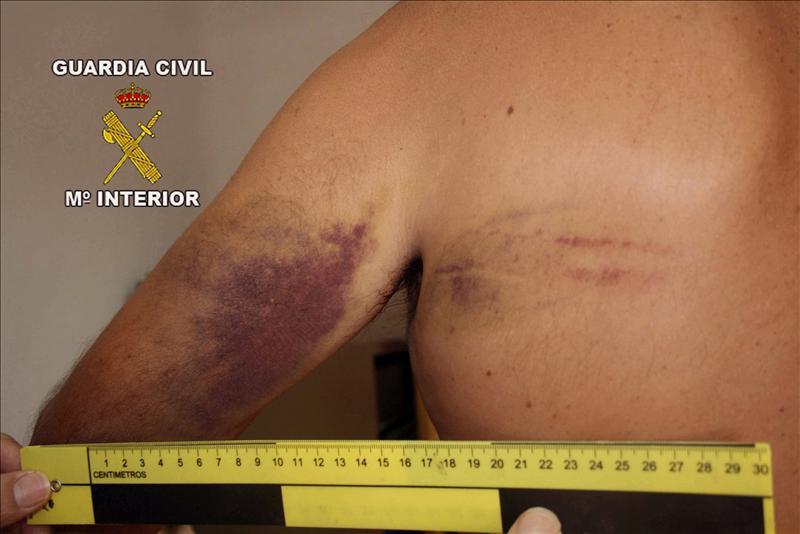 Seis detenidos en Lorca que cometían robos violentos en revisiones de gas