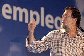 """Rajoy proclama que el PP sabe cómo """"iluminar el camino de salida de la crisis"""" creando empleo"""