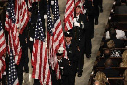 EEUU conmemora hoy el décimo aniversario del 11-S
