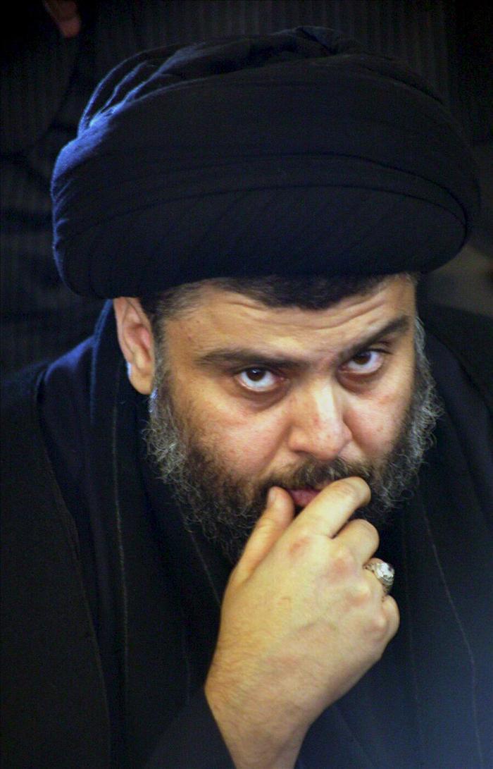 Muqtada al Sadr decreta la suspensión de ataques contra el Ejército de EEUU en Irak
