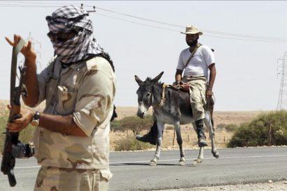 Los rebeldes formarán un nuevo comité para dirigir la transición en Libia