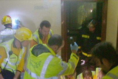 Muere un hombre de mediana edad en un incendio en una urbanización de Colmenar Viejo