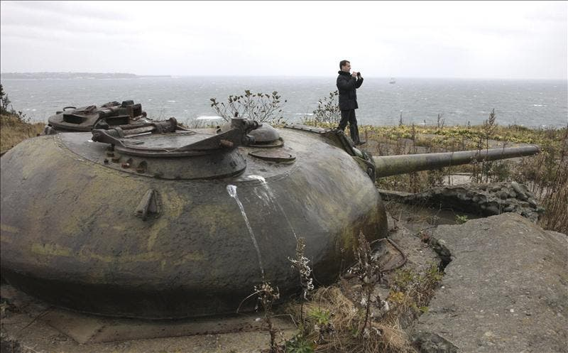 Japón considera inaceptable la reciente visita rusa a las islas Kuriles