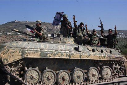 Al menos diecisiete muertos en el centro de Siria por la represión de las fuerzas de seguridad