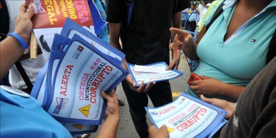 EE.UU. pide observar los comicios en Nicaragua en los que Ortega busca la reelección