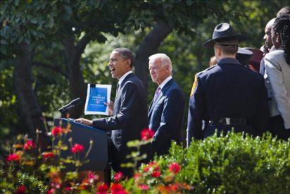 """Obama afirma que EE.UU. """"se opondría firmemente"""" al reconocimiento del Estado palestino en la ONU"""