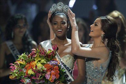 Angola conquista por primera vez la corona de Miss Universo