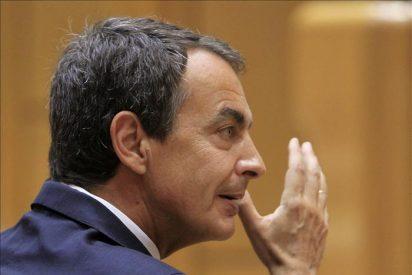 Zapatero evaluará su relación con el Senado en el último control de la Cámara