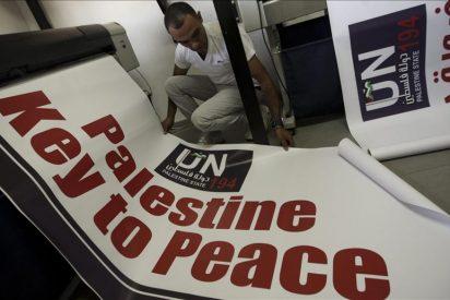 Los palestinos quieren ser un Estado miembro de pleno derecho de la ONU
