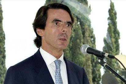 "Aznar alerta del riesgo de que la UE tal como es hoy se vuelva ""insostenible"""