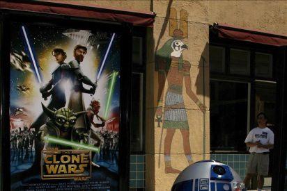 """La saga completa de """"Star Wars"""" se publica por primera vez en blu-ray"""