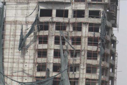 Once civiles muertos en el ataque coordinado de un comando talibán en Kabul