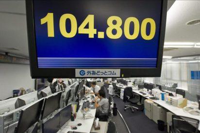 El índice Nikkei subió 127,08 puntos, 1,49 por ciento, hasta 8.645,65 puntos