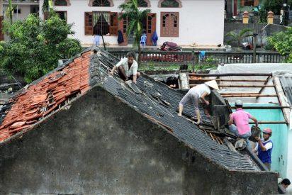 Al menos seis muertos a causa de las inundaciones en Vietnam