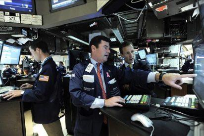 Wall Street abre con una subida del 0,83 por ciento tras la acción coordinada de los bancos centrales