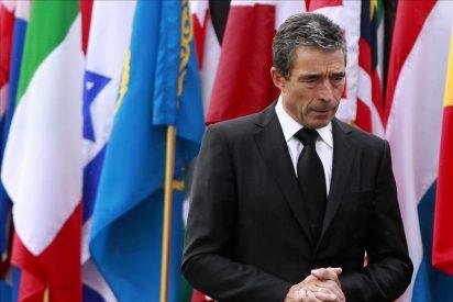 Rasmussen pide a Serbia y Kosovo que renuncien a la violencia