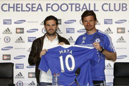 Mata quiere ganarlo todo y crecer como futbolista junto a Torres