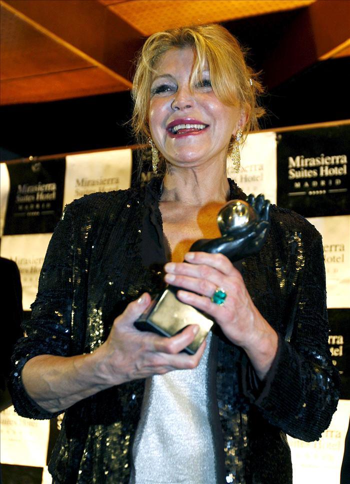 Carmen Cervera demandará a Telecinco por la miniserie sobre su vida