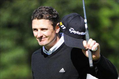 El británico Justin Rose lidera la primera jornada del Campeonato BMV de golf
