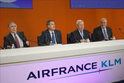 Air France-KLM encargará 50 aviones a partes iguales entre Airbus y Boeing