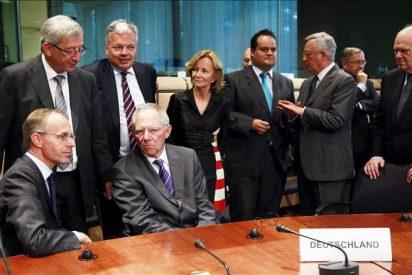 Los ministros de Finanzas de la eurozona se reúnen en un nuevo intento para atajar la crisis de la deuda