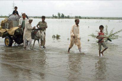 Casi 6 millones de afectados por las inundaciones en Pakistán