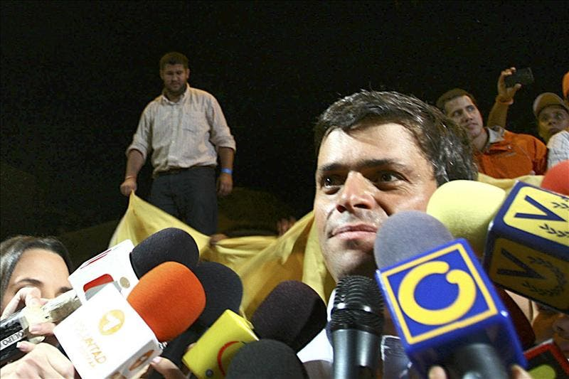 Leopoldo López, habilitado por la CorteIDH, busca la Presidencia venezolana