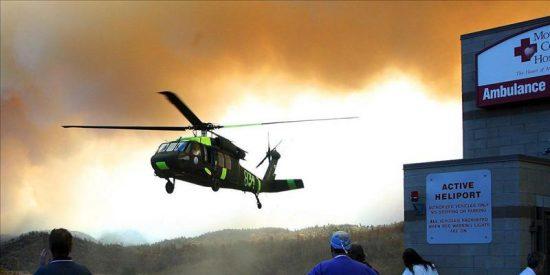 Tres muertos y 54 heridos al estrellarse un avión en un espectáculo aéreo en EE.UU.