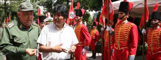Chávez viaja con Evo Morales a Cuba para cuarto ciclo de quimioterapia