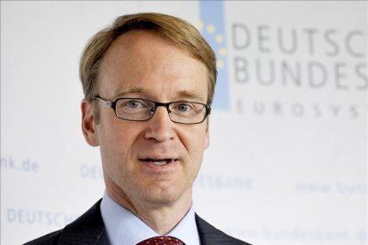 El Bundesbank dice que el BCE asume riesgos para tranquilizar a los mercados