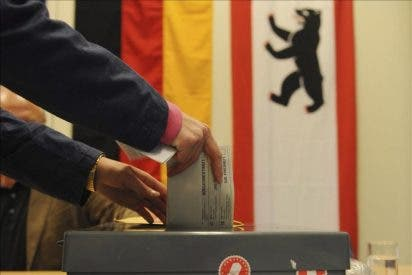 Abren los colegios electorales en la ciudad-estado de Berlín